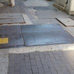 """Улица """"Солунска"""", на ъгъла с булевард """"Витоша"""""""